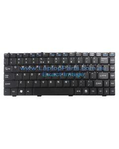 MSI MS-1436 Replacement Laptop Keyboard S1N-1UUS231-C54 06833U4-3591