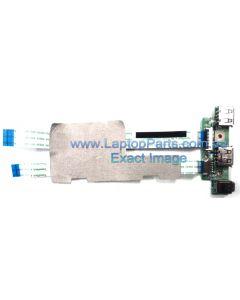 Dell Studio 1537 USB Board With Cables 0F965C