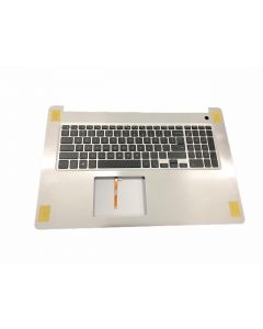 Dell Inspiron 5770 Replacement Laptop Upper Case / Palmrest with Keyboard KYXRY