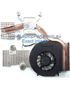 Dell Studio 1535 1537 Replacement Laptop CPU Heatsink Without Fan 0M139C M139C Refurbished