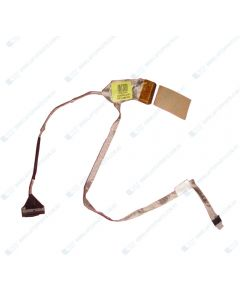 HP Compaq CQ61 Series Replacement Laptop LCD Cable 0P6LC001 0P6LC000 DD00P6LC001 USED