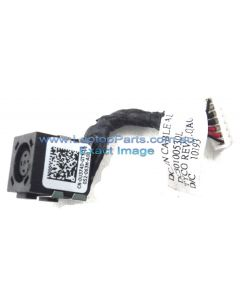 DELL Latitude E4300 Replacement Laptop DC Jack / DC in Cable 0U374D U374D NEW