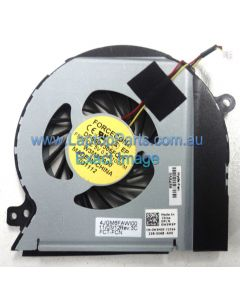 DELL XPS 15 L501X L502X Replacement Laptop CPU Cooling Fan 4JGM6FAW100 0W3M3P W3M3P NEW