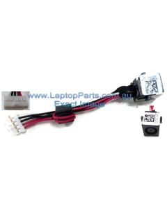 Dell  Inspiron 5520 7520 Vostro 3560 A5/ E5 Replacement Laptop DC-In Cable / DC Jack 0WX67P WX67P NEW