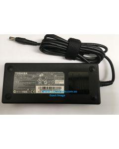 Toshiba Qosmio F40 (PQF46A-00C004)  AC ADAPTOR 120W 19V 6.3A 3PIN DELTA V000101660