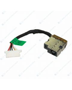 HP Pavilion 14-BA119TX  2XY22PA DC IN CABLE JACK .45mm  808155-019