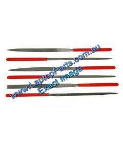 Needle File Set 6 PCS 145-061-1 NEW