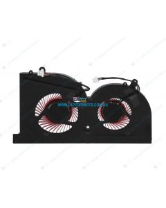 MSI Stealth Pro GS63VR GS73VR Replacement Laptop GPU Cooling Fan BS5005HS-U2L1