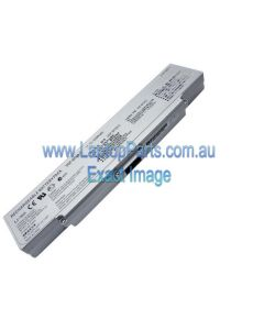 Sony Vaio VGP-BPS9 VGP-BPS9/B VGP-BPS9/S VGP-BPS9A/B VGP-BPS9A/S  Replacement Laptop Battery SILVER