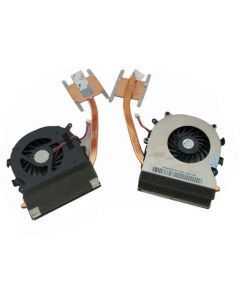 Sony VAIO VPCEA VPC-EA Series Replacement Laptop CPU Cooling Fan and Heatsink 300-0001-1302 USED