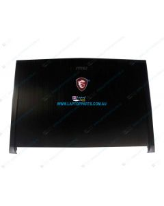 MSI GS73VR Replacement Laptop LCD Back Cover 307-7B5A213-HG0