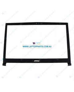 MSI GE73 17C1 Replacement Laptop LCD Screen Front Bezel / Frame 307-7C1B214-D37