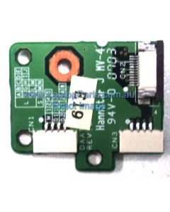 HP Pavilion DV6000 Series Power On/Off Switch Board
