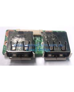 HP Pavilion DV6 Replacement Laptop USB Board DA0UT3PC8D0 36UT3UB0000 NEW