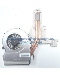 NEC VERSA E6300 Series Replacement Laptop Fan and Heatsink 38CH3TABQ00 3A Used