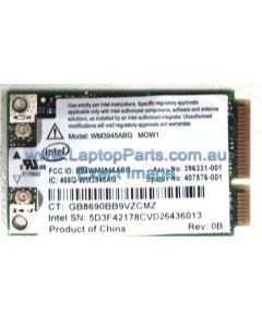 HP Pavilion DV2000 Replacement Laptop Intel PRO wireless LAN 394 5A/B/G - PCI Express mini-card  407576-001