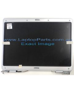 HP Pavilion DV5000 Compaq Presario V5000 Series Replacement Laptop Display Assembly, Includes LCD Screen, Front Bezel, Back Cover, Hinges, WiFi Antenna, LCD Cable and Webcam 430529-001 NEW