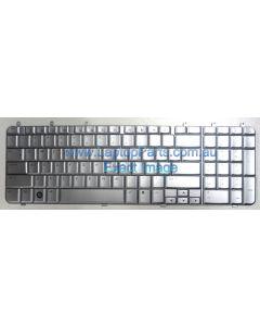 HP Pavilion DV7 DV7-1000 DV7-1100 Silver Keyboard US 483275-001 506120-001