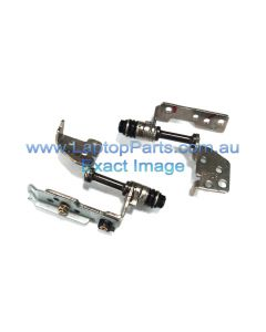 HP Compaq CQ60-120TU FZ889PA Replacement LCD Left and Right Hinges 486558-001