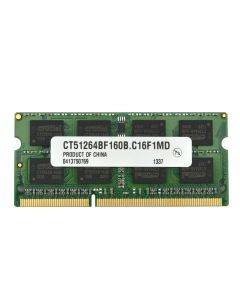 Lenovo Y560 Laptop (IdeaPad) 0646MUM ELP EBJ41UF8BCS0-DJ-F DDR3 1333 4GBRAM 11012945