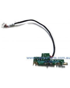 HP Pavilion dv2000 Series Wireless Switch Board - with Cable