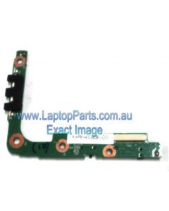 HP Pavilion DV2-1003AX (NU296PA) Replacement Laptop Power (On / Off)Switch Board 517756-001