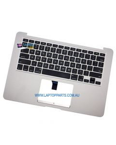 "Apple MacBook Air 13"" A1466 2013 2014 2015 Replacement Laptop Top Case with Keyboard 661-7480"