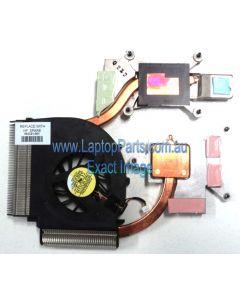 HP Pavilion DV6-2000 Series Replacement laptop CPU Heatsink and Fan 598221-001 582321-001 NEW