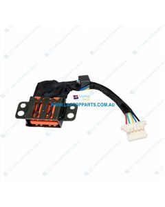 Lenovo Yoga 700-11ISK Replacement Laptop DC Jack with Cable 5C10K57005
