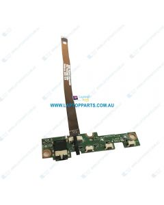 Lenovo IdeaPad MIIX 510-12ISK 80U10045AU Replacement Laptop USB / Audio Board with Cable 5C50M13915