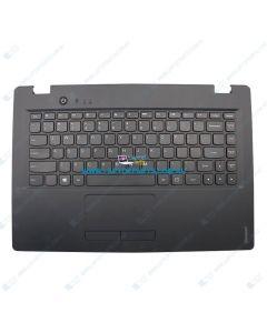 Lenovo IdeaPad 100S-14IBR 80R90058AU Replacement Laptop Upper Case / Palmrest  with US Black Keyboard 5CB0K65056