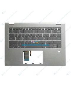 Lenovo Yoga 520-14IKB 80X800NLAU Replacement Laptop Upper Case / Palmrest with US Keyboard 5CB0N67615