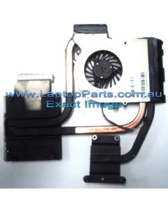 HP PAVILION DV6-6000 DV7-6000 Replacement Laptop Fan and Heatsink 641477-001 Refurbished
