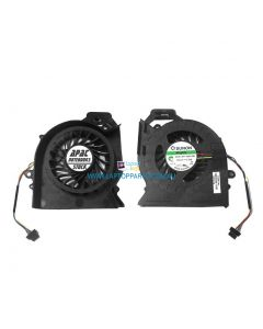 Hp Pavilion Dv6 Replacement Laptop  CPU Cooling Fan 641476-001 650797-001 650848-001 650847-001