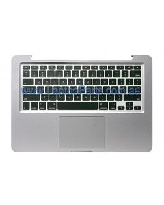 Apple Macbook Pro 13 Unibody A1278 Replacement Laptop Top Case with Backlit Keyboard , 661-5857 USED