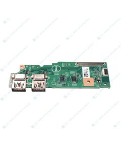 Dell Inspiron 7586 2-in-1 Replacement Laptop USB Board 71MFC