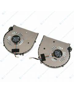 HP Omen 15-5000 15T-5000 5100 Series Replacement Laptop CPU / GPU Cooling Fan 788600-001