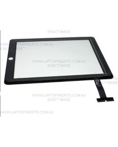 Apple iPad A1337 3G 64GB Touch Screen Front Panel Glass Digitizer Frame Assembly 817-0275 USED