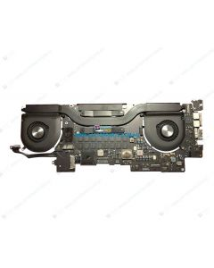 "Apple MacBook Pro 15"" Retina A1398 Replacement Laptop Logic Board / Motherboard with Fan and DC Jack 820-3662-A"