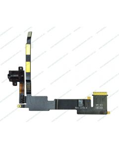 Apple iPad 2 WiFi A1395 Replacement Headphone Audio Jack Flex Ribbon Cable 821-1378-A
