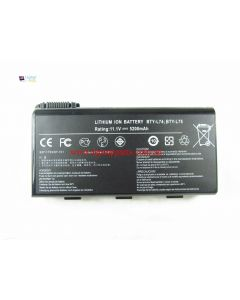 MSI A7200 A6000 A6005 957-173XXP-102 MS-1683 MS-1681 Replacement Laptop Battery
