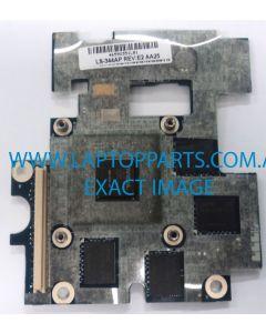Toshiba Satellite X200 (PSPBUA-00N007)  VGA BOARD LS 3449P SAM 25616M32 Must be used with same make SAM VGA Board K000056550 K00