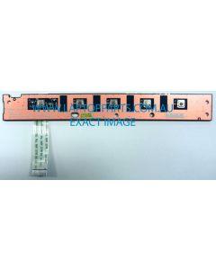 Toshiba Satellite L500 (PSLJ0A-01K013)  SWITCH BOARD K000076980
