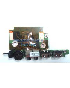 Toshiba Satellite U300 (PSU30A-05302P)  AUDIO BOARD ASSY   wo CPU wo FFC Cable A000014110