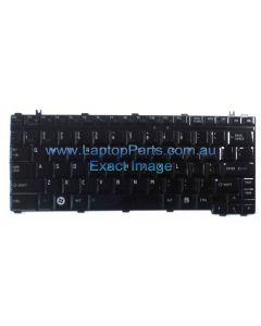 Toshiba Portege M800 (PPM81A-06L01J)  KEYBOARD   US Australia BLACK SP A000020240