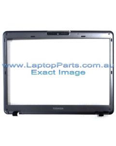 Toshiba Satellite U400 (PSU44A-03S01D)  LCD BEZEL ASY WCCD1.3M MS SP SG A000020480