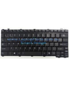 Toshiba Satellite U400 U405 Series Replacement Laptop laptop keyboard A000021470 USED