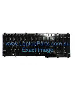 Toshiba Qosmio X500 (PQX33A-02G00J)  KEYBOARD   USAustralia BLACK A000048080