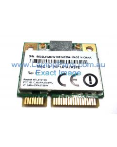 Toshiba Qosmio X500 (PQX33A-05800J)  WLAN 802.11 BGN A000051080