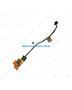 Toshiba Qosmio X70-A Replacement Laptop Power Button Board with Cable 3HBDAPB0000 MTXX46 A0002408605 - USED